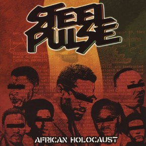 Buongiorno Massicci!! Steel Pulse - Darker Than Blue (Album African Holocaust)