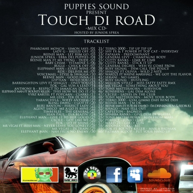 touch di road BACK