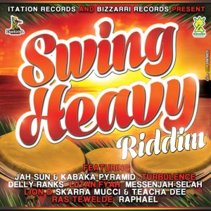swing heavy riddim cop