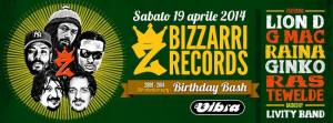 bizzarri records bash